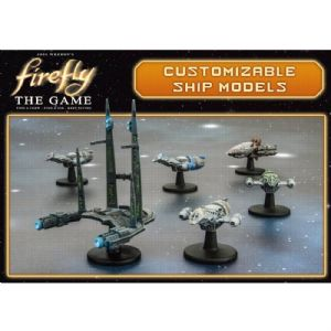 Firefly : The Game - Customizable Ship Models 1